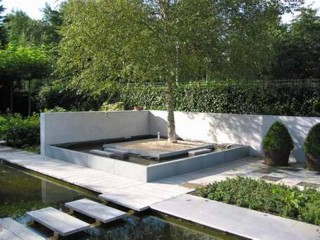 Tuin laten aanleggen frank blom hoveniers